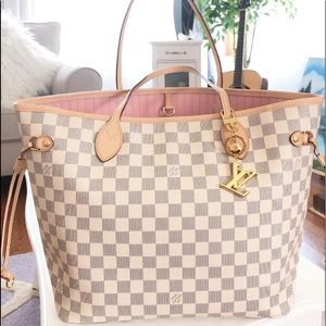 Louis Vuitton Neverfull mm coming soon